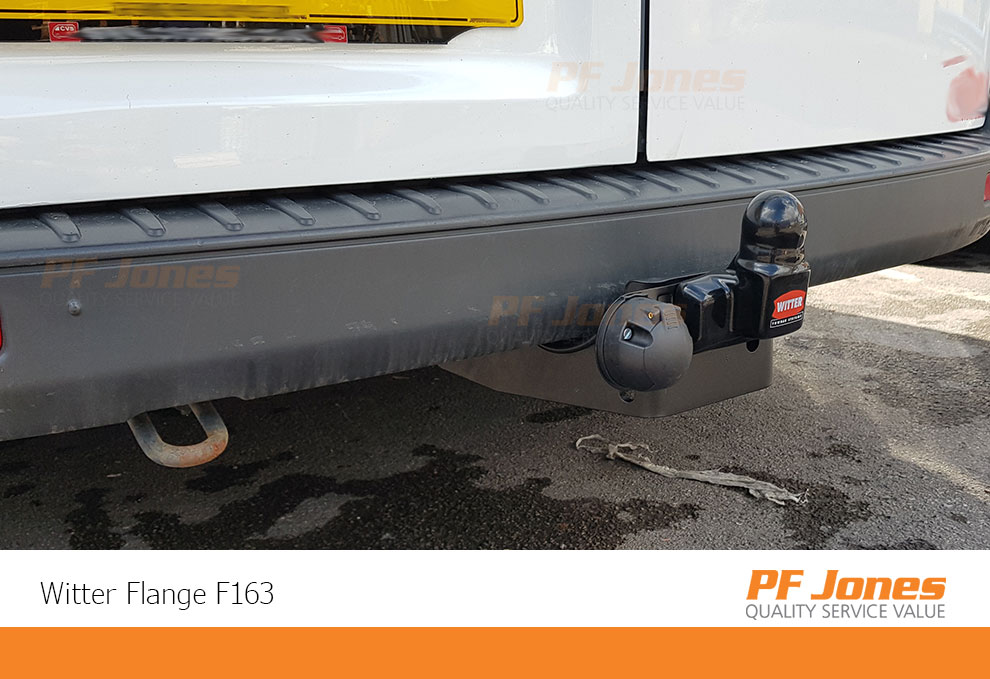 Ford Transit Witter Flange Towbars