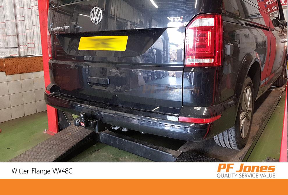 VW T6 Towbars