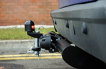 Ford Transit Connect Van 2002 2013 Witter Flange Towbar