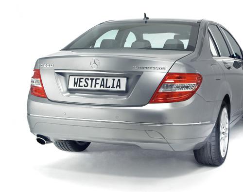 7//13pin Towbar Electrics Bypass Relay for Mercedes-Benz C-Class W204 2007-2014