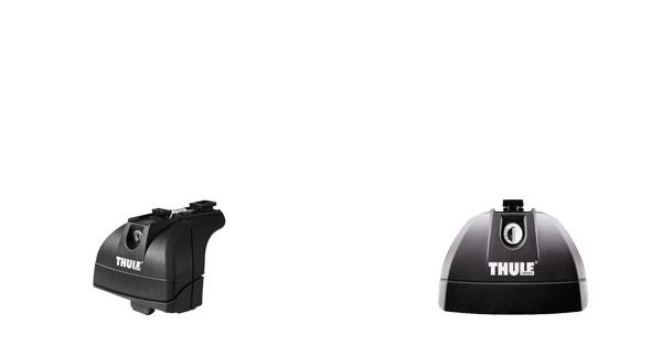 mercedes thule rapid system 753. Black Bedroom Furniture Sets. Home Design Ideas