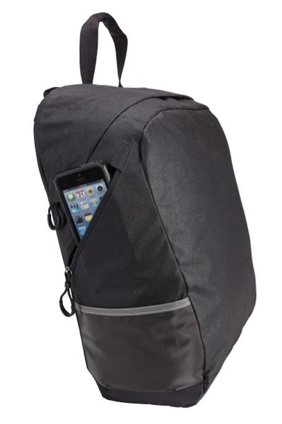 Thule Pack n Pedal Tote Pannier Bag Black