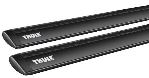 Bmw Thule Wingbar Black 961200