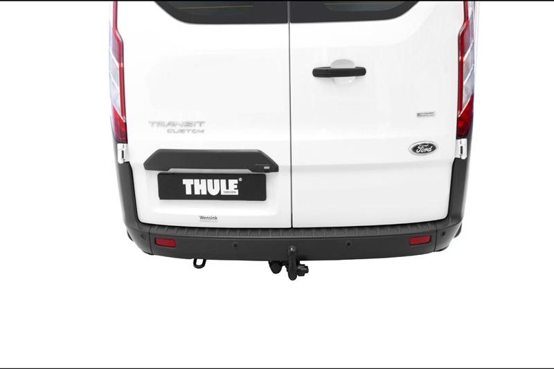 Ford Transit Custom towbar