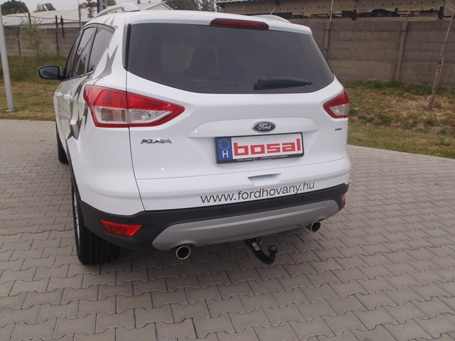 Ford Kuga SUV MK2 11/2012 Onwards Oris Detachable Towbar