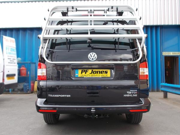 vw t5 transporter 2003 sep 2009 westfalia detachable towbar. Black Bedroom Furniture Sets. Home Design Ideas