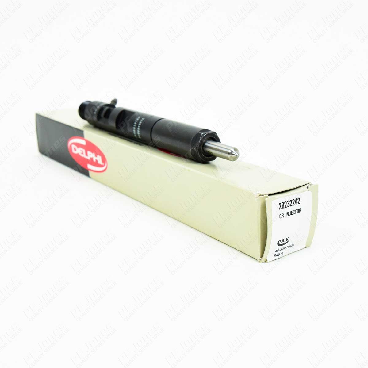 DELPHI Injector For RENAULT DACIA Duster Fluence Kangoo Grand Box 8200794299