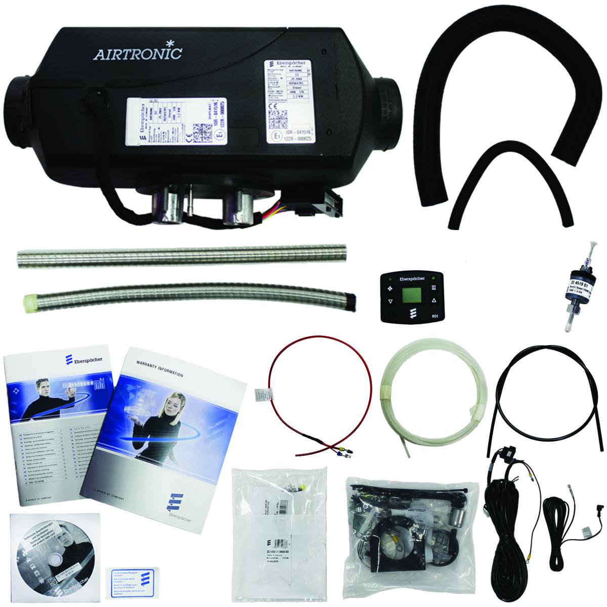 Eberspacher D2 kit