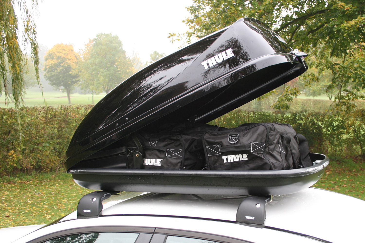 Roof Amp Van Accessories Thule Roof Boxes Thule Ocean