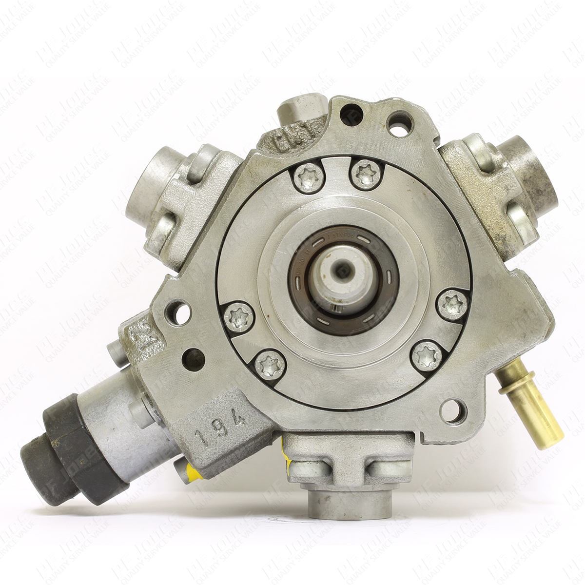Peugeot 3008 1.6 HDI 2009 Onwards Reconditioned Bosch Diesel Fuel Pump 0445010102