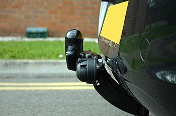Towbar TowBall Opel swan neck Tow Hitch Trailer Vauxhall Corsa D 2006-2014