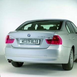 BMW 3 Series Saloon E90 2005-2012 Westfalia Detachable Towbar