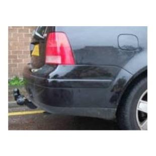 Volkswagen Golf IV Hatchback Flange tow bar