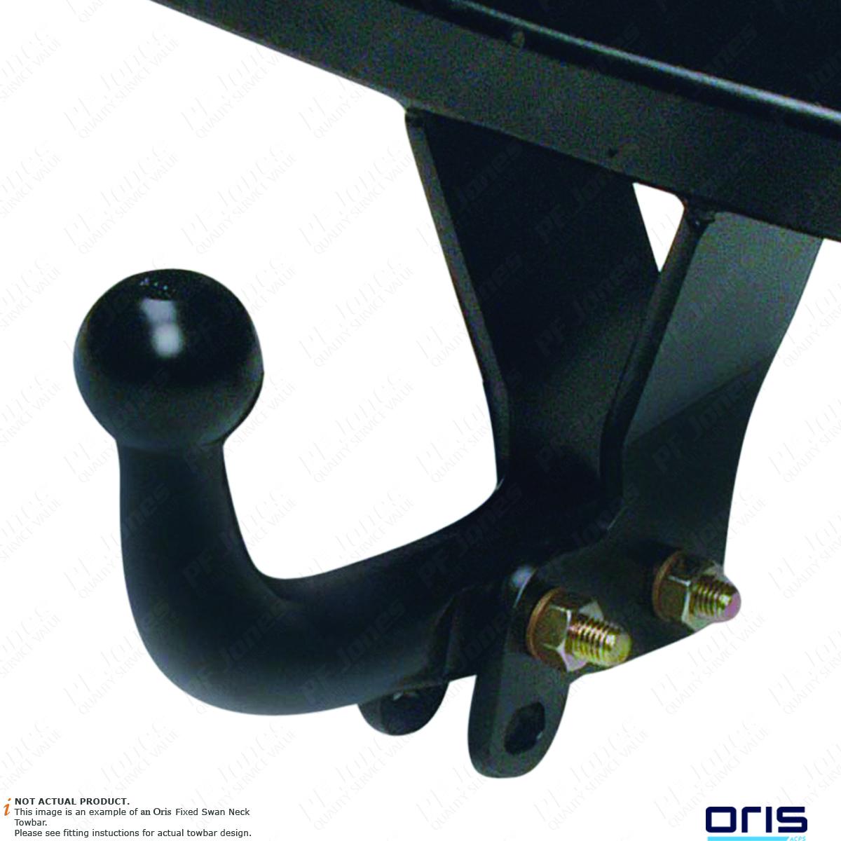 Chevrolet Orlando MPV 2011 On Oris Swan Neck Towbar