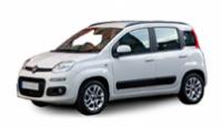 Fiat Panda Diesel Turbochargers