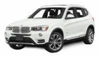 BMW X3 Diesel Turbochargers