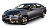 Lexus IS Series Thule Roof Bars