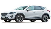 Mazda CX5 SUV 2012-2017 Thule Roof Bars & Thule Roof Racks