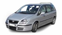 Fiat Ulysse Diesel Turbochargers
