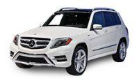 Mercedes GLK Towbars