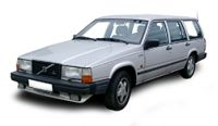Volvo 700 towbars