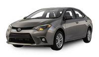 Toyota Corolla Towbars