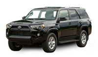 Toyota 4Runner tow bar