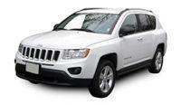 Jeep Compass Towbars