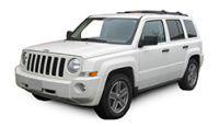 Jeep Patriot Towbars