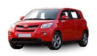Toyota Urban Cruiser towbar
