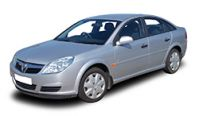Vauxhall Vextra Saloon towbar