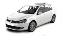 VW Golf Towbars