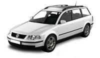 VW Passat Estate B5 1997-2005 Towbars