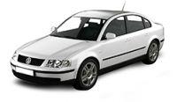 VW Passat Saloon 1997-2005 Tow bar