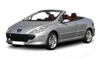 Tow bars for Peugeot 307 CC