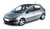 Peugeot 307 Hatchback Towbars