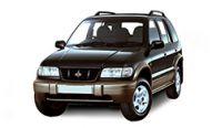 Kia Sportage 1994-2005 Towbars