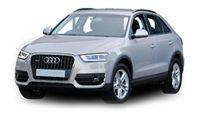 Audi Q3 Towbars