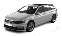 VW Passat Estate B8 2015 Onwards Towbars