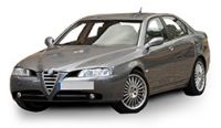 Alfa Romeo 166 Tow bar