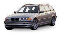 BMW 3 Series Tourer/Estate E46 1999-2005 Towbars
