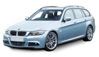 BMW 3 Series Tourer/Estate E91 2005-2012 Towbars