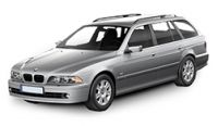 BMW 5 Series Tourer/Estate E39 1997-2004 Towbars