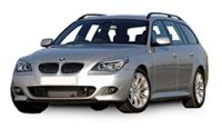 BMW 5 Series Tourer/Estate E61 2004-2010 Towbars