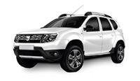 Dacia Duster towbars