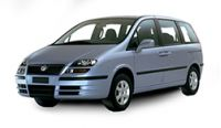 Fiat Ulysse Towbars