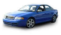 Audi A4 Saloon B5 1994-2001 Towbars
