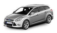 Ford Focus Estate Towbars