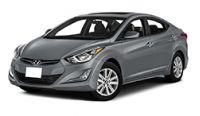 Hyundai Elantra Towbars