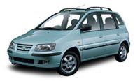 Hyundai Matrix Towbars